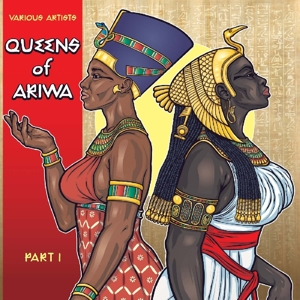 vinyl LP Queens of Ariwa Part 1 (various artists)