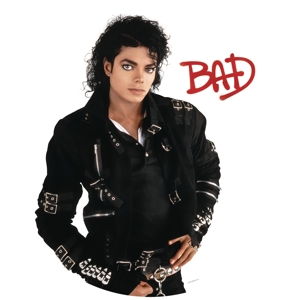 vinyl LP MICHAEL JACKSON Bad