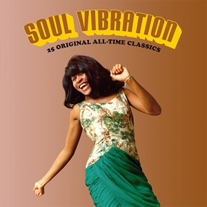 vinyl LP Soul Vibration (various artists)