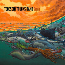 vinyl LP TEDESCHI TRUCKS BAND Signs