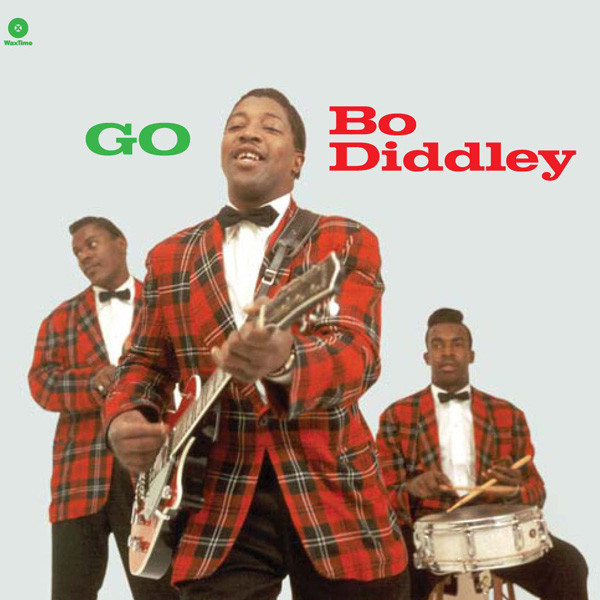 vinyl LP BO DIDDLEY Go Bo Diddley