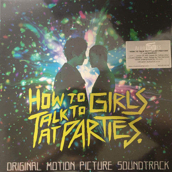 vinyl 2LP HOW TO TALK TO GIRLS AT PARTIES (soundtrack)