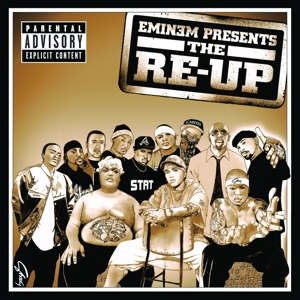vinyl 2LP EMINEM Presents the Re-Up
