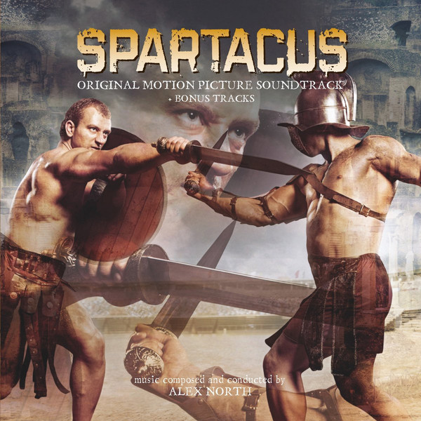 vinyl SPARTACUS (soundtrack)
