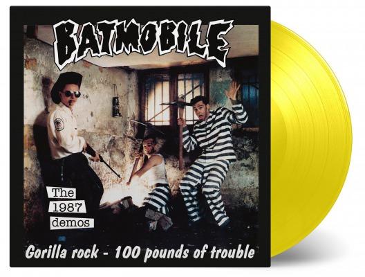 Vinyl 7 Quot Sp Batmobile The 1987 Demo S Rsd 2019 Www