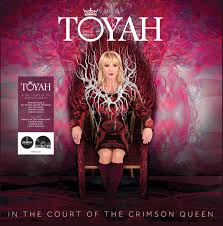 vinyl LP TOYAH In The Court Of The Crimson Queen