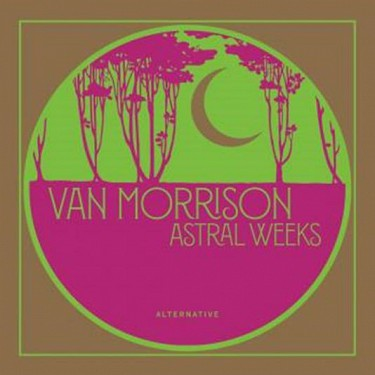 "vinyl 10""LP VAN MORRISON Astral Weeks (alternate version )"