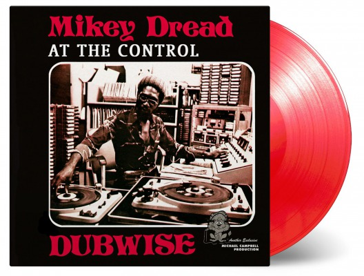 vinyl LP MIKEY DREAD At the Control Dubwise