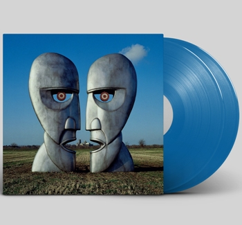 vinyl 2LP PINK FLOYD Division Bell (25th anniversary edition)