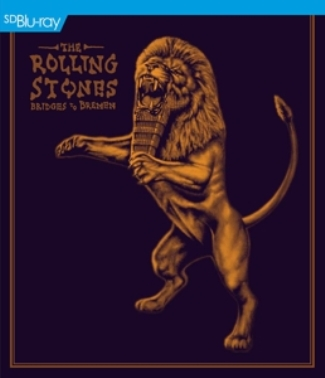 SET BRD + CD THE ROLLING STONES BRIDGES TO BREMEN 5034504169821