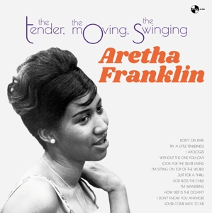 vinyl LP ARETHA FRANKLIN Tender, the Moving, the Swinging!