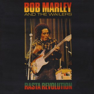 vinyl LP BOB MARLEY and THE WAILERS Rasta Revolution