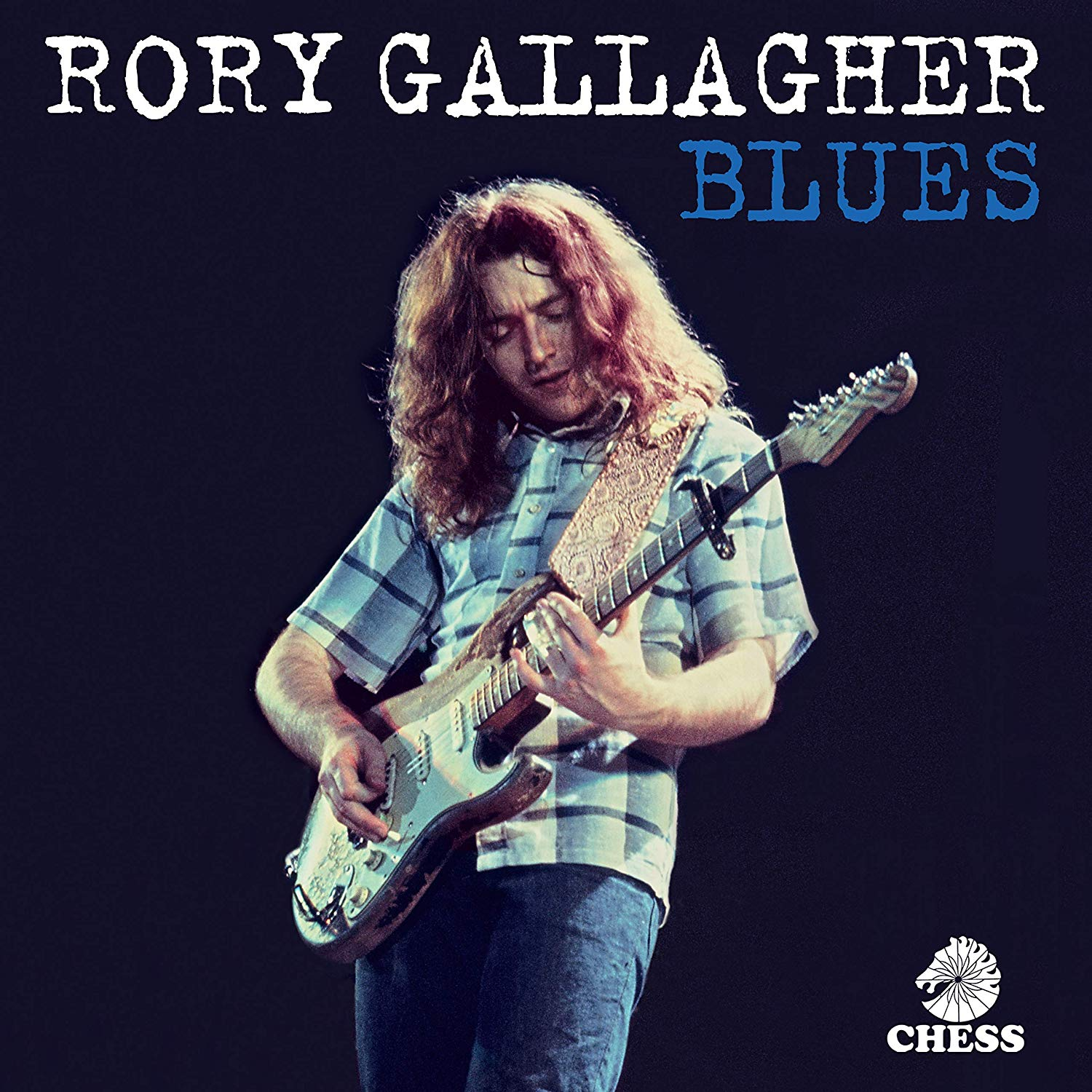 vinyl 2LP RORY GALLAGHER Blues
