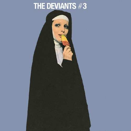 vinyl LP DEVIANTS Deviants No.3