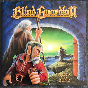 vinyl LP BLIND GUARDIAN Follow The Blind