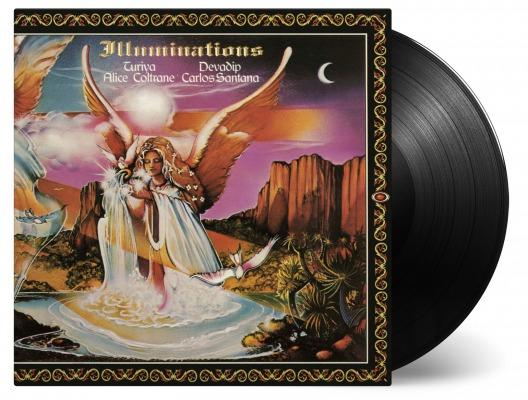 Vinyl Lp Carlos Santana Amp Alice Coltrane Illuminations