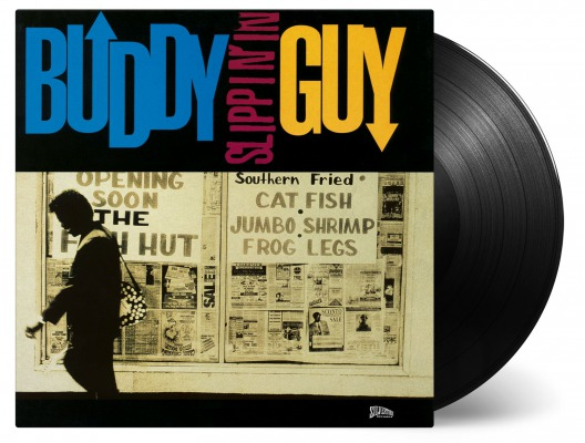 vinyl LP BUDDY GUY Slippin´ In