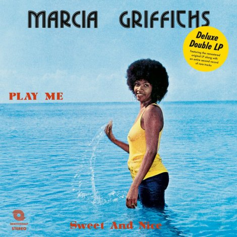 vinyl 2LP MARCIA GRIFFITHS Sweet And Nice