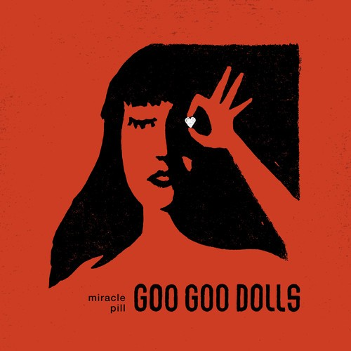 vinyl LP THE GOO GOO DOLLS Miracle Pill