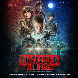 vinyl 2LP STRANGER THINGS Season 1 Vol. 1