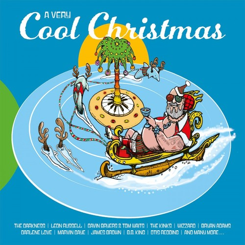 vinyl 2LP VARIOUS ARTISTS - A VERY COOL CHRISTMAS