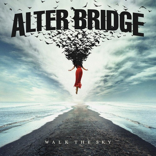 vinyl 2LP ALTER BRIDGE - Walk the Sky (colored vinyl)