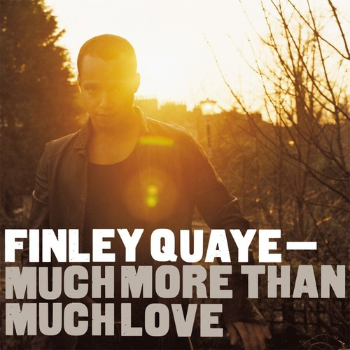 vinyl LP FINLEY QUAYE - MUCH MORE THAN MUCH LOVE