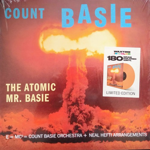 vinyl LP Count Basie ‎– The Atomic Mr. Basie