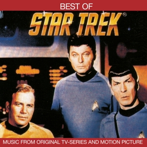 vinyl LP Best of Star Trek Soundtrack (OST)