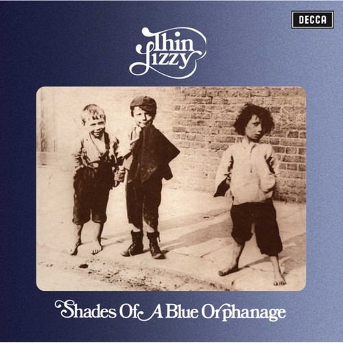vinyl LP Thin Lizzy ‎– Shades Of A Blue Orphanage