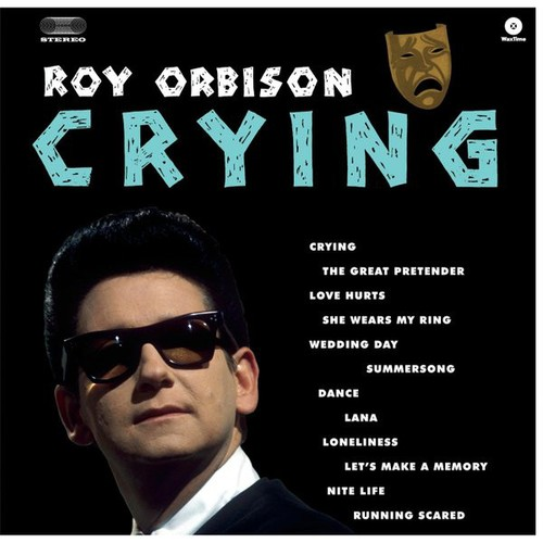 vinyl LP Roy Orbison ‎– Crying
