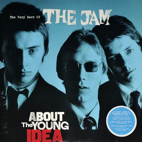 vinyl 3LP  The Jam ‎– About The Young Idea - The Very Best of The Jam