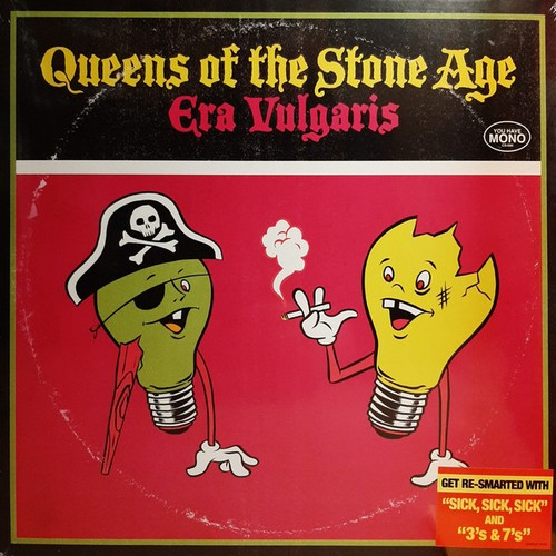 vinyl LP  Queens Of The Stone Age ‎– Era Vulgaris