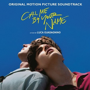 vinyl 2LP CALL ME BY YOUR NAME Soundtrack