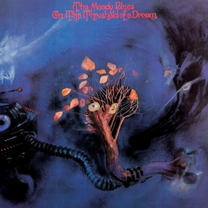 vinyl LP MOODY BLUES On the Threshold of a Dream