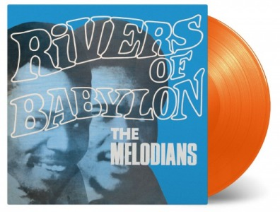 vinyl LP THE MELODIANS Rivers Of Babylon
