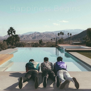 vinyl 2LP JONAS BROTHERS Happiness Begins