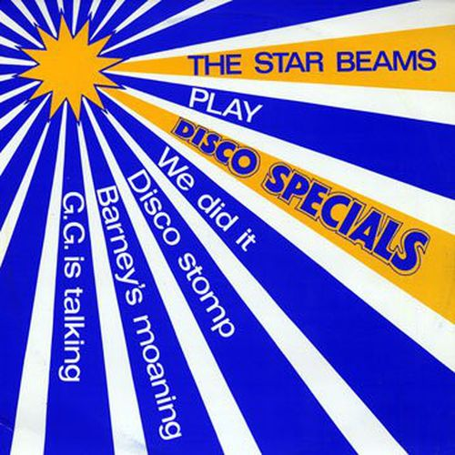 vinyl LP Star Beams Play Disco Specials