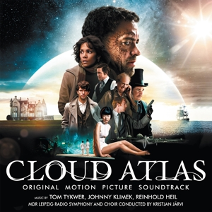 vinyl 2LP Cloud Atlas ( soundtrack )