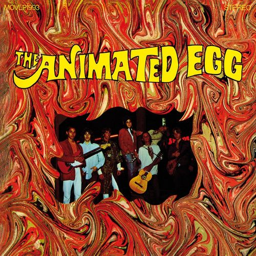 vinyl LP THE ANIMATED EGG THE ANIMATED EGG