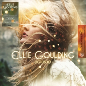 vinyl 2LP ELLIE GOULDING Lights