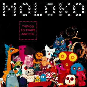 vinyl 2LP MOLOKO THINGS TO MAKE AND DO