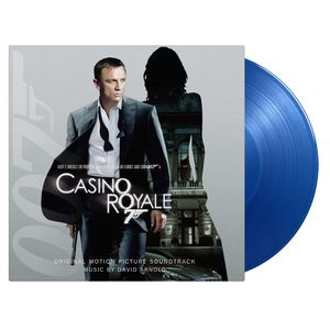 vinyl 2LP ORIGINAL SOUNDTRACK CASINO ROYALE (DAVID ARNOLD)