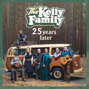 vinyl 2LP The Kelly Family 25 Years Later