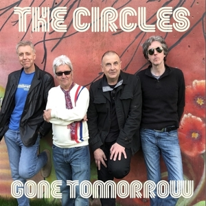 vinyl EP THE CIRCLES Gone Tommorow