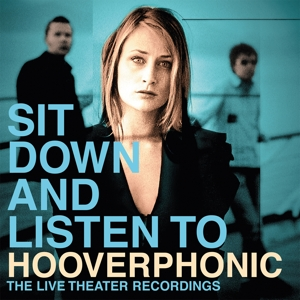 vinyl 2LP HOOVERPHONIC SIT DOWN AND LISTEN TO