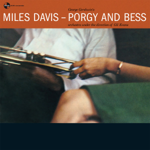 vinyl LP Miles Davis Porgy And Bess