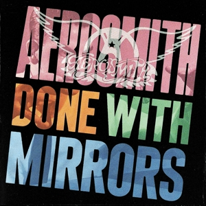 vinyl LP Aerosmith Done With Mirrors