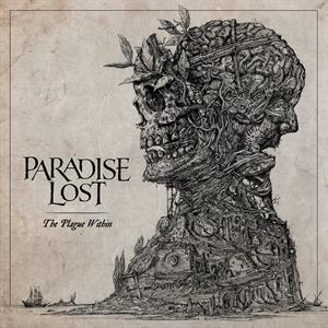 vinyl 2LP PARADISE LOST THE PLAGUE WITHIN