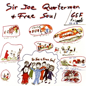 vinyl LP Sir Joe Quarterman & Free Soul